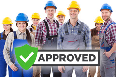 find local approved South Yorkshire trades
